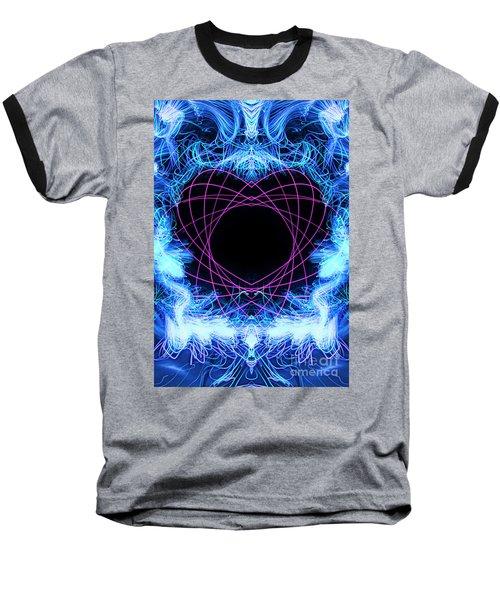 Tangled Heart Baseball T-Shirt