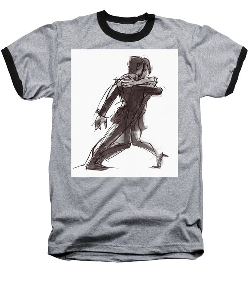 Tango #27 Baseball T-Shirt