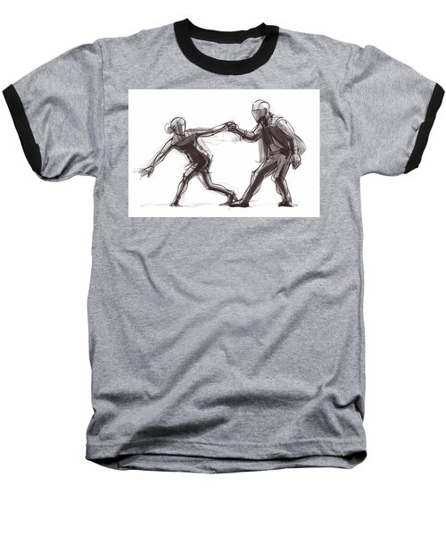 Tango #63 Baseball T-Shirt