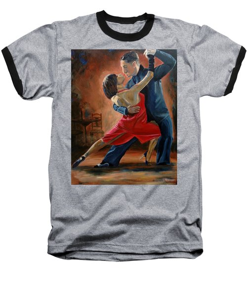 Tango Baseball T-Shirt