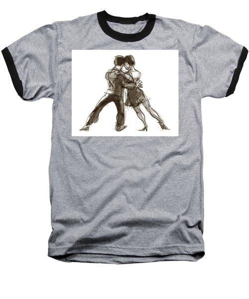 Tango Triangle Baseball T-Shirt