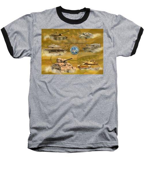 Tanks Four Baseball T-Shirt