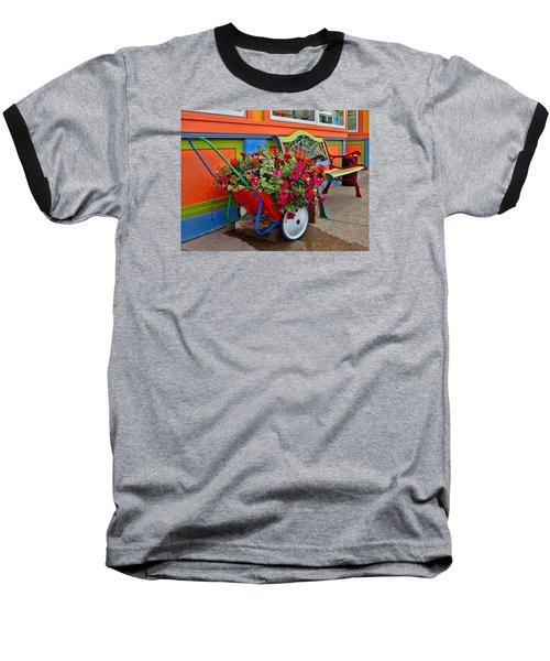 Tannersville Color Blast Baseball T-Shirt