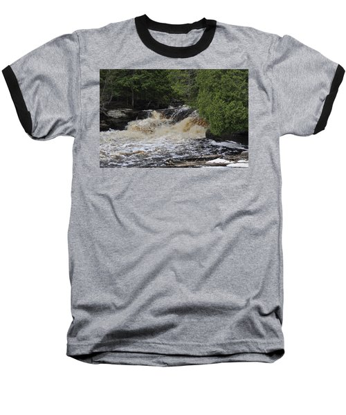 Tannic Waters Baseball T-Shirt