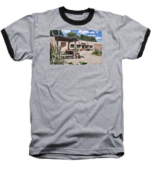 Taos Adobe Complex Baseball T-Shirt