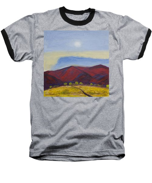 Taos Dream Baseball T-Shirt by John Hansen