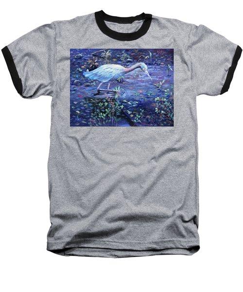 Targeted Ad Impetum Baseball T-Shirt