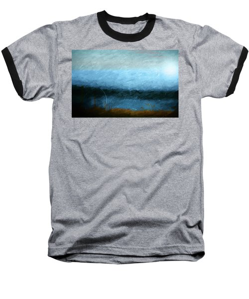 Tarn Baseball T-Shirt by Linde Townsend