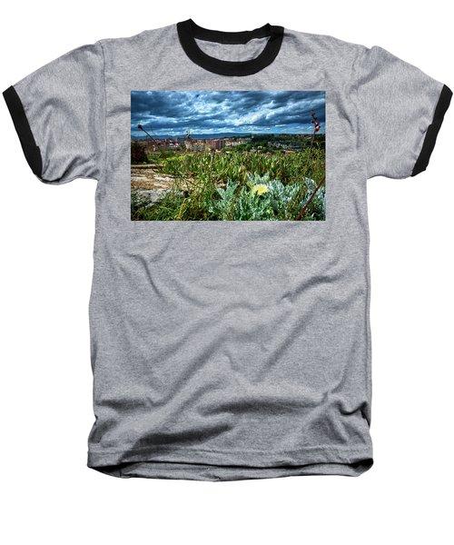 Tarragona From The Roman Wall Baseball T-Shirt
