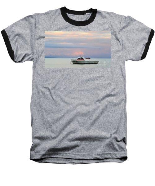 Baseball T-Shirt featuring the photograph Tasha's Choice by Stephen Mitchell