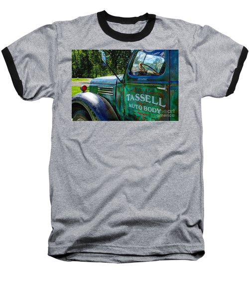 Tassell Baseball T-Shirt by Randy Pollard