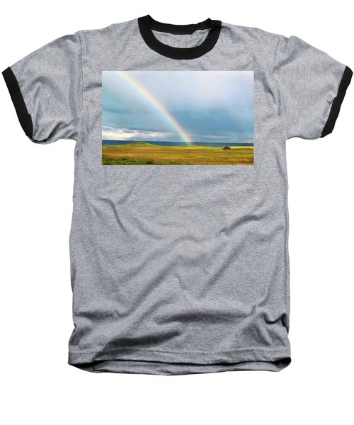 Taste The Rainbow Baseball T-Shirt