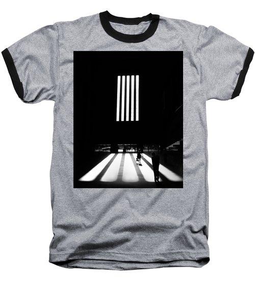 Tate Modern Baseball T-Shirt by Art Shimamura