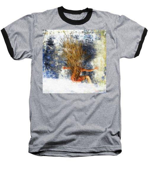 Tatoo Bird Baseball T-Shirt