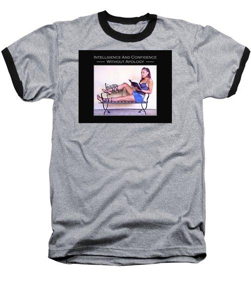 Tattoo Betty 4-142 Baseball T-Shirt