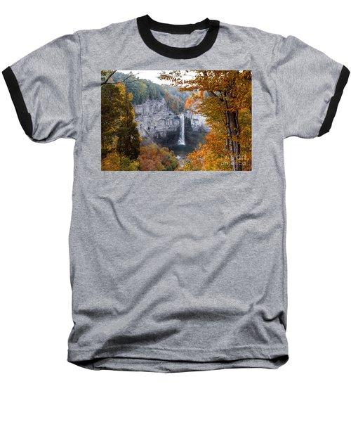 Taughannock Autumn Baseball T-Shirt