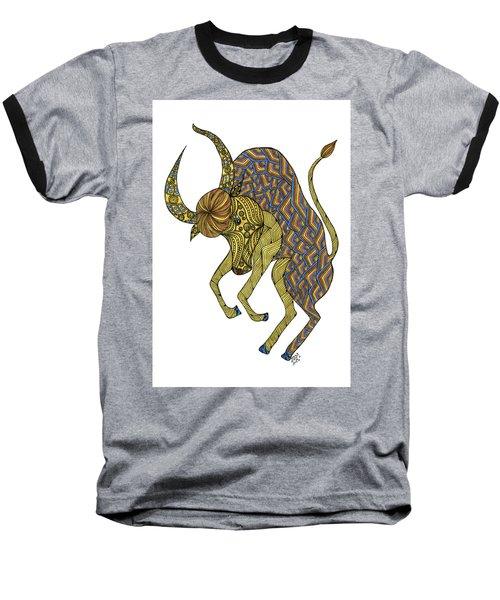 Taurus Baseball T-Shirt