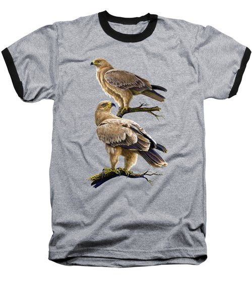 Tawny Eagles Baseball T-Shirt