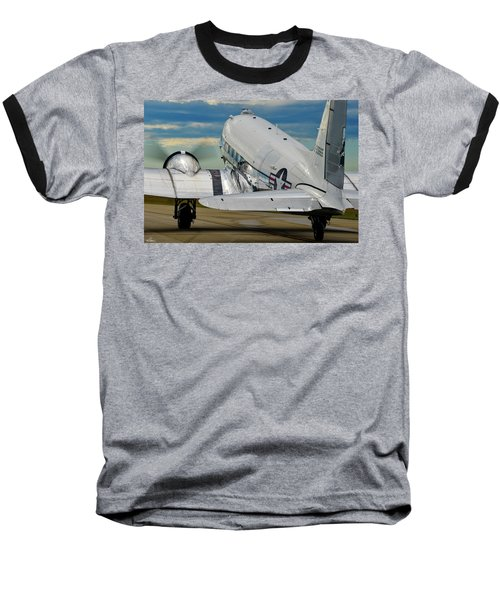 Taxiing To The Active Baseball T-Shirt