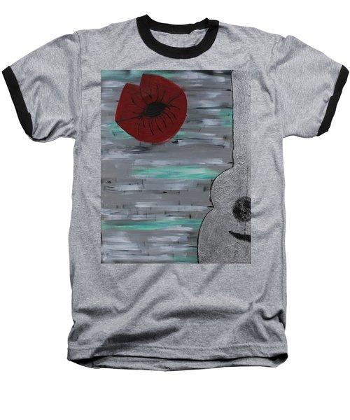 Taylor Baseball T-Shirt by Alexandria Drake