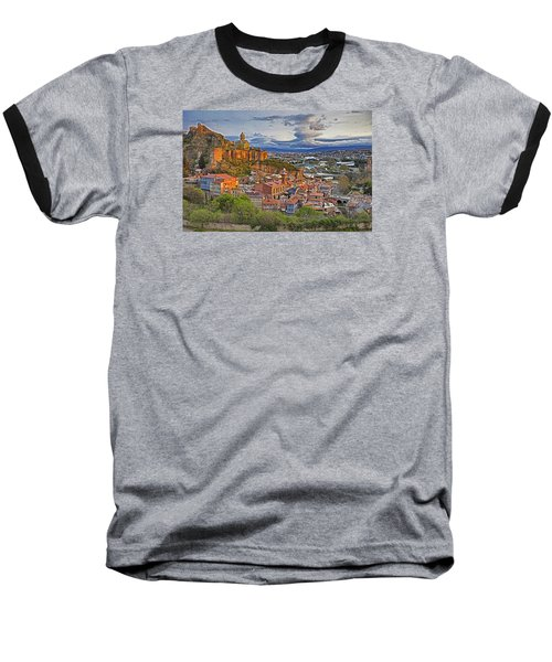 Tblisi Dawn Baseball T-Shirt