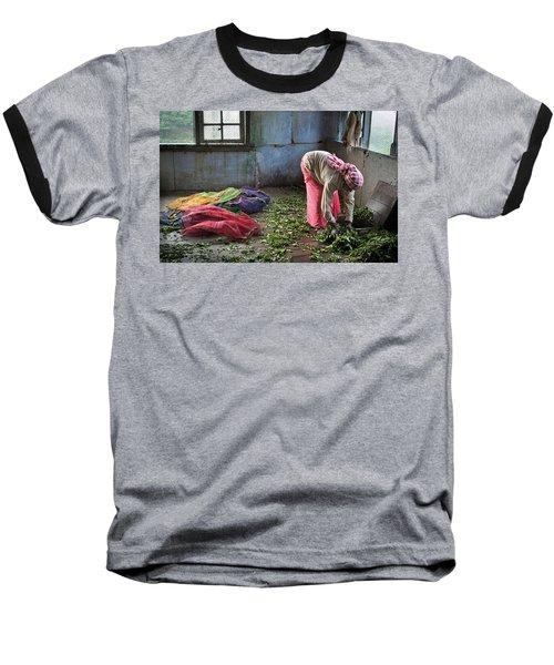 Tea Factory Baseball T-Shirt