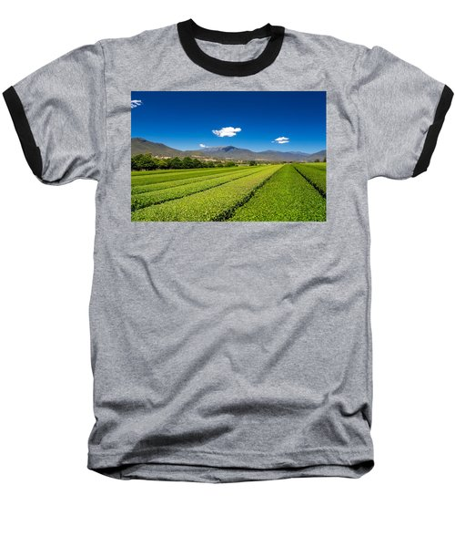 Tea In The Valley Baseball T-Shirt