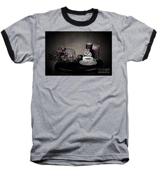 Tea Time 2nd Rendition Baseball T-Shirt