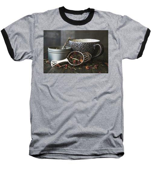 Tea Time 8312 Baseball T-Shirt
