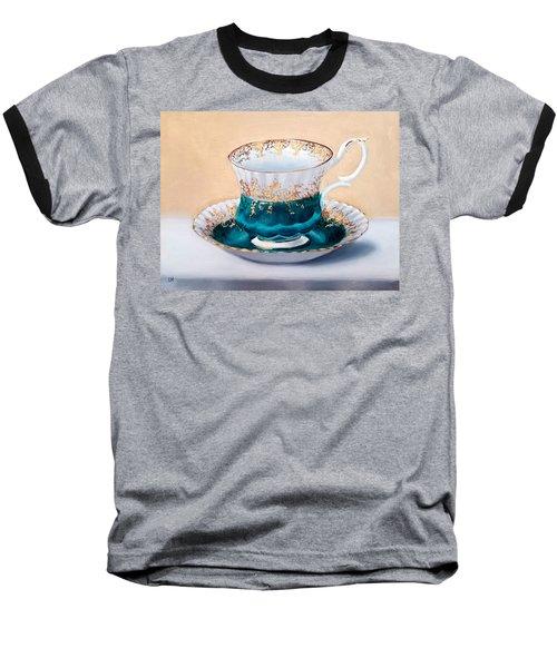 Teacup Baseball T-Shirt