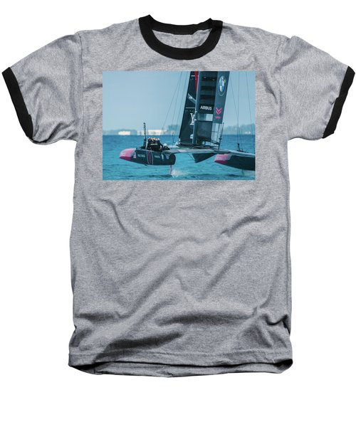 Team Usa Takes Flight  Baseball T-Shirt