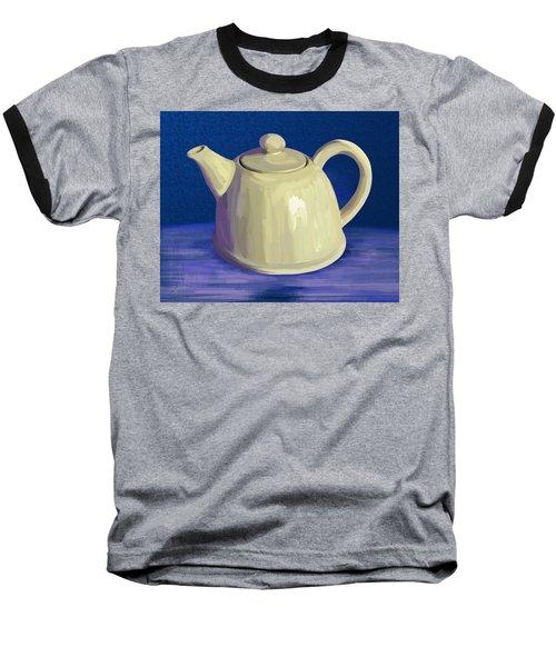 Teapot Baseball T-Shirt