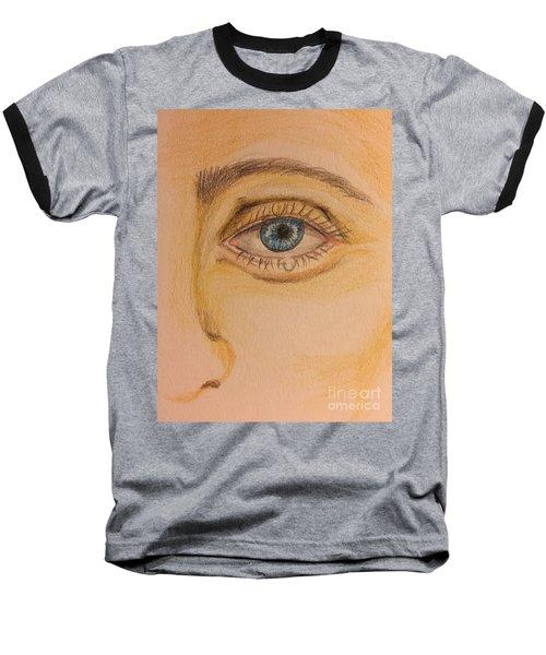 Tear Drop Baseball T-Shirt
