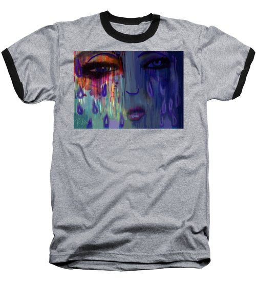 Tearful  Dream Baseball T-Shirt