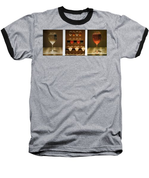 Tears And Wine Baseball T-Shirt