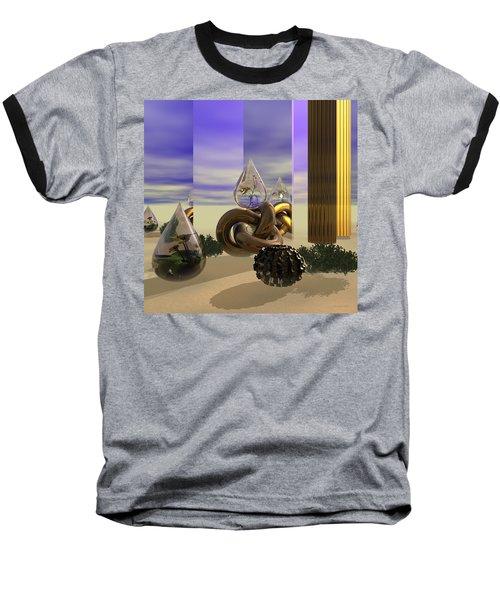 Tears In The Desert Baseball T-Shirt