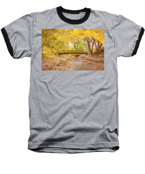 Teasdale Bridge Baseball T-Shirt