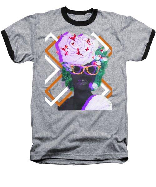 Techno Mieya Baseball T-Shirt