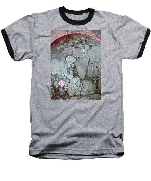 Tectonic With Sky Above And Below Baseball T-Shirt