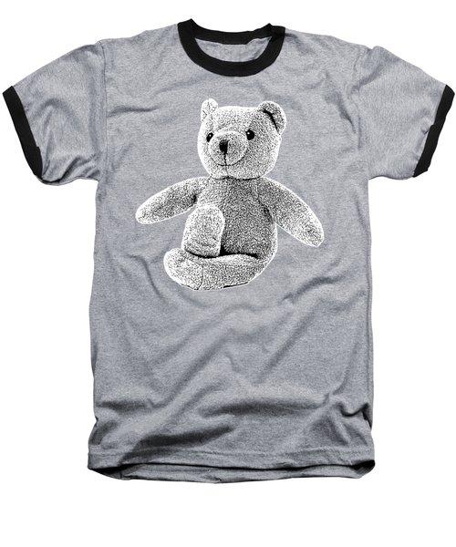 Teddy Bear Baseball T-Shirt