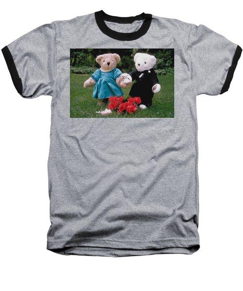 Teddy Bear Lovers Baseball T-Shirt