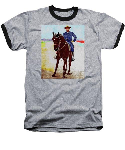 Teddy R Baseball T-Shirt