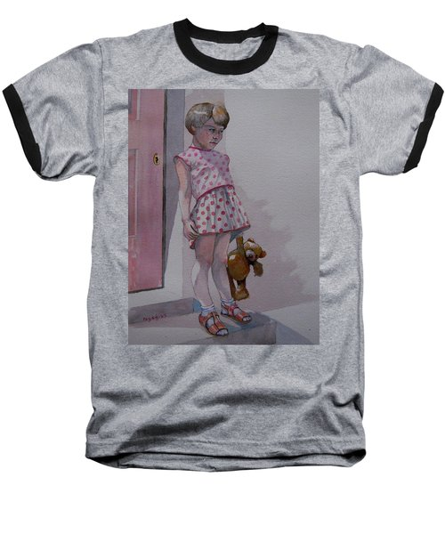 Teddy Baseball T-Shirt