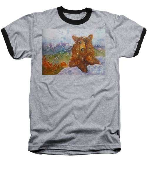 Teddy Wakes Up In The Most Desireable City In The Nation Baseball T-Shirt