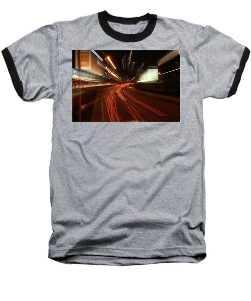 Tel Aviv Doom Baseball T-Shirt