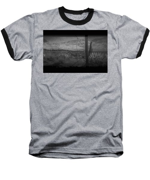 Baseball T-Shirt featuring the photograph Tell Me by Mark Ross