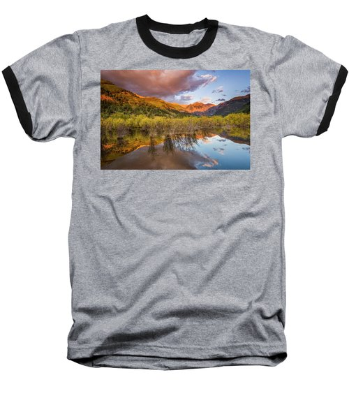 Telluride Valley Floor 2 Baseball T-Shirt
