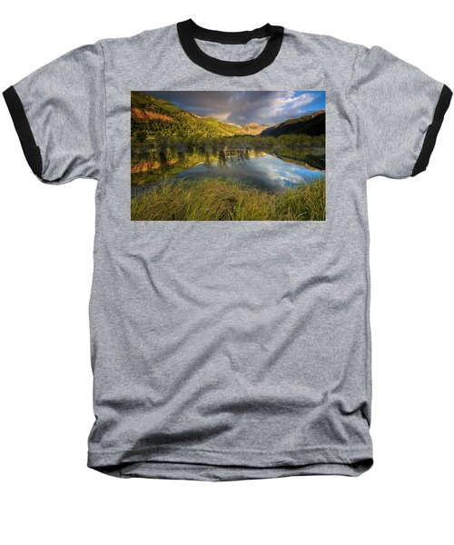 Telluride Valley Floor Baseball T-Shirt