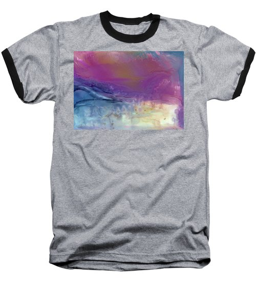 Temperamental Twilight Baseball T-Shirt