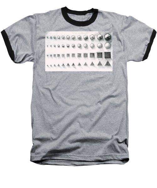 Template Baseball T-Shirt